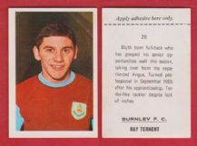 Burnley Ray Ternent 28